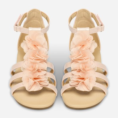 Zoey Sandal - Rosa 322162 feetfirst.se
