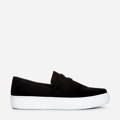 Duffy Loafer - Svarta 327559 feetfirst.se