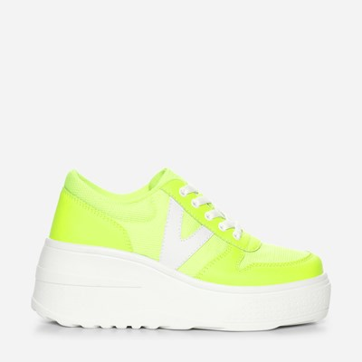 Vox Sneakers - Gula 328291 feetfirst.se