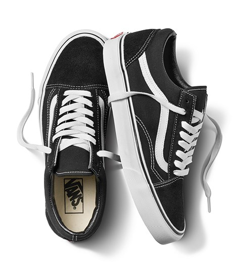 Vans off the wall hos Radical Sports